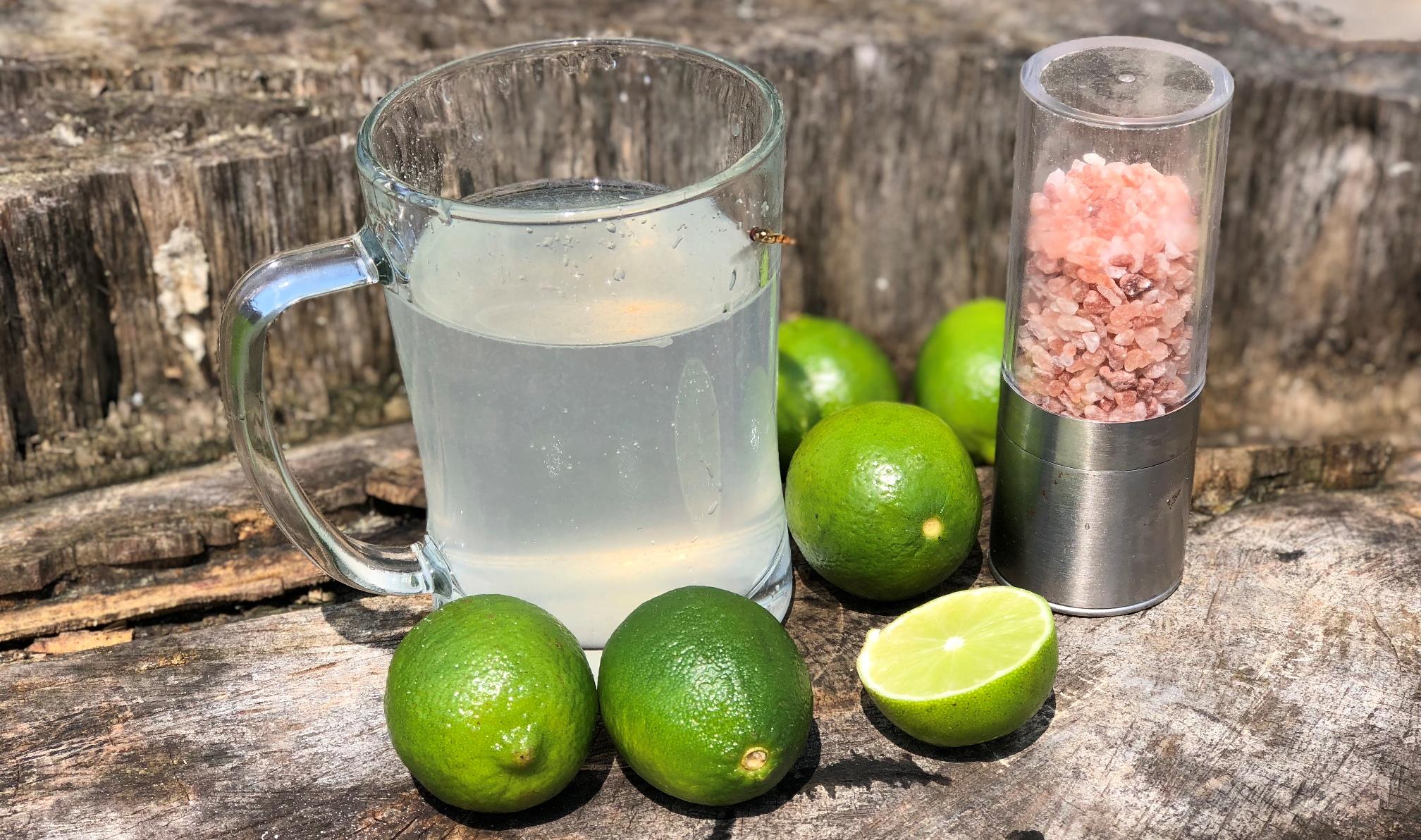 himalajskasul-limetka-voda