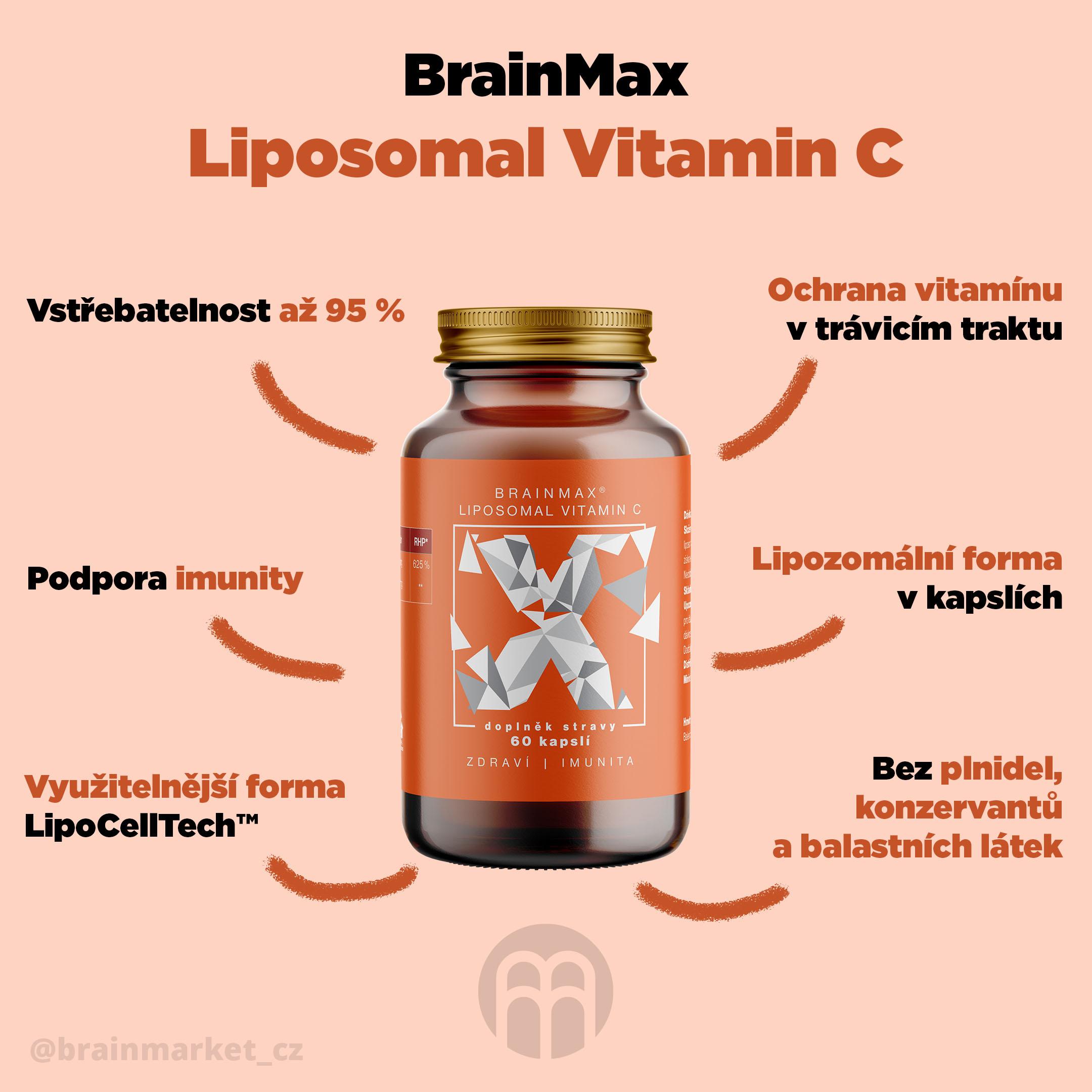 Příznaky nedostatku vitamínu C