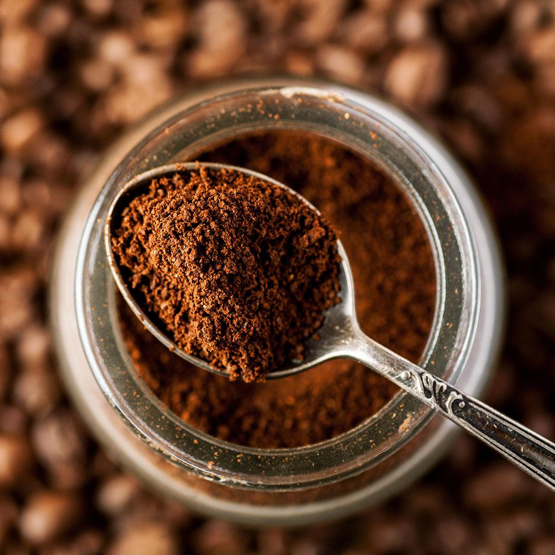 BrainMax Coffee - Káva s medicinálními houbami - Reishi & Cordyceps, 200g - BrainMarket.cz